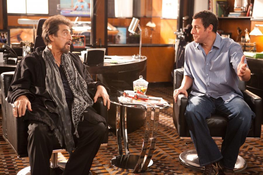 "Al Pacino w filmie ""Jack i Jill"""