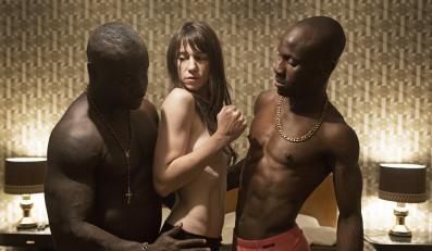 Charlotte Gainsbourg w miłosnym trójkącie