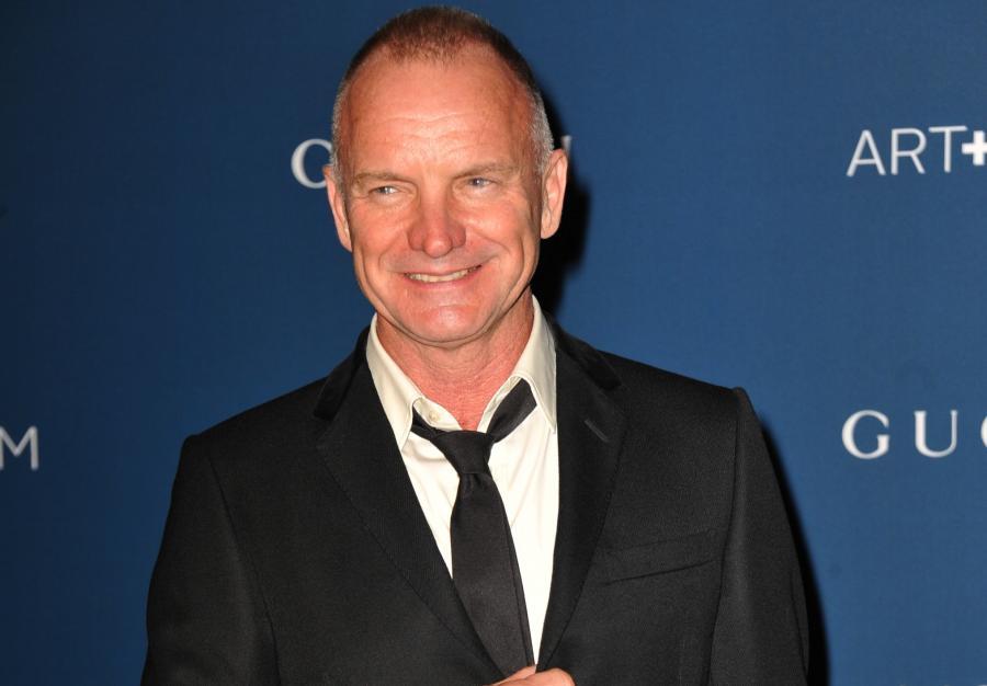 Sting już nie śpiewa o sobie