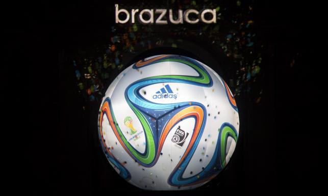Piłka Brazuca