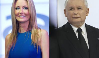 Małgorzata Rozenek, Jarosław Kaczyński