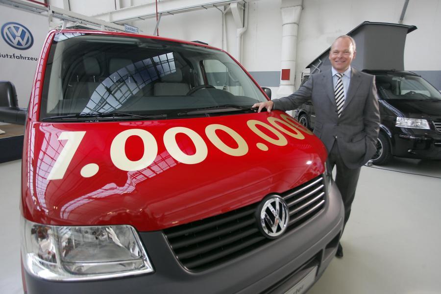 Pękł pierwszy milion Volkswagenów