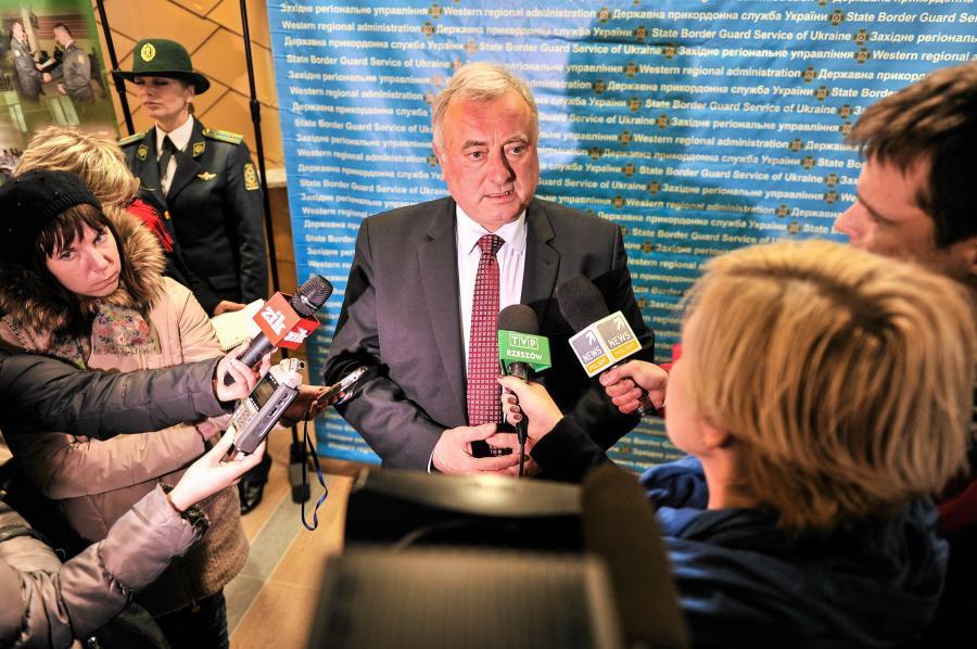 Ambasador Ukrainy w Polsce