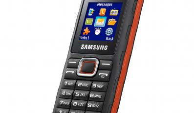 Pancerny telefon od Samsunga