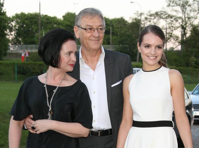 Jolanta Fajkowska, Krzysztof Karpiński, Maria Niklińska