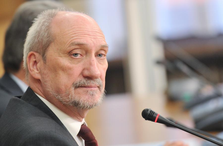 Poseł PiS Antoni Macierewicz