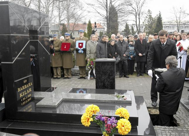 Pogrzeb Wojciecha Kilara