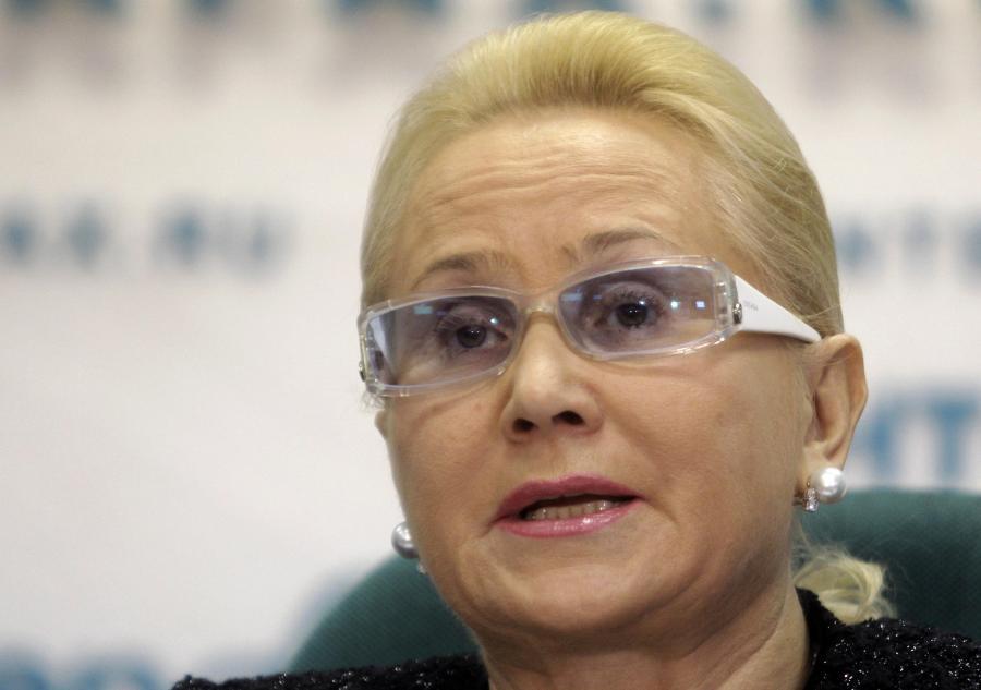 Szefowa MAK, Tatiana Anodina