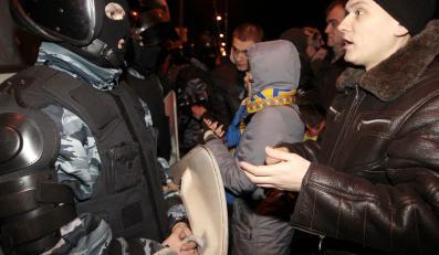 Starcia na Majdanie