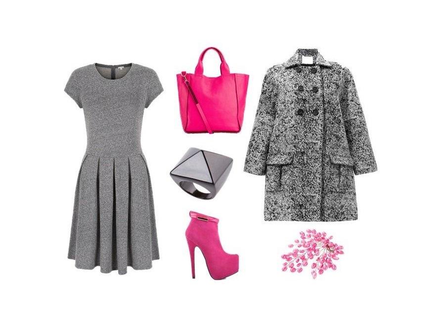 Przełam zimową szarość - modne STYLIZACJE z kolorem