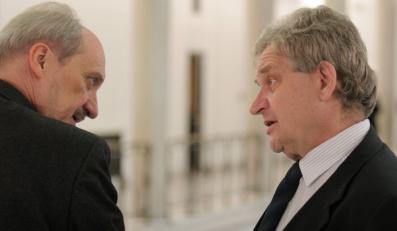 Antoni Macierewicz i Zbigniew Wassermann