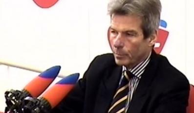 Alesksander Makowski w Radiu ZET