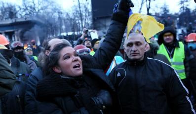 Rusłana na Majdanie