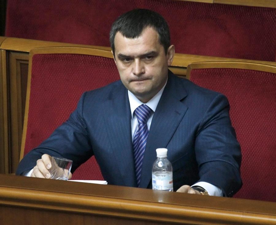 Szef MSZ Ukrainy Witalij Zacharczenko