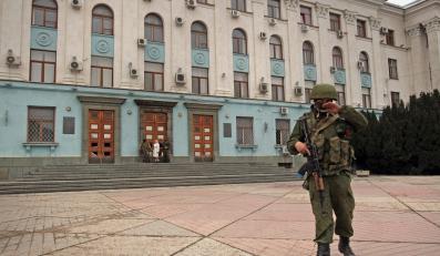 Budynek rządowy w Symferopolu