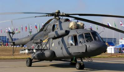Rosyjski helikopter