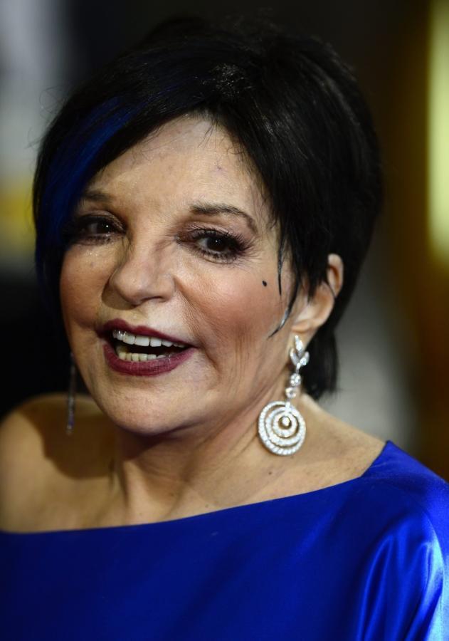 Liza Minelli, legenda sceny i kina zmieniła się nie do poznania