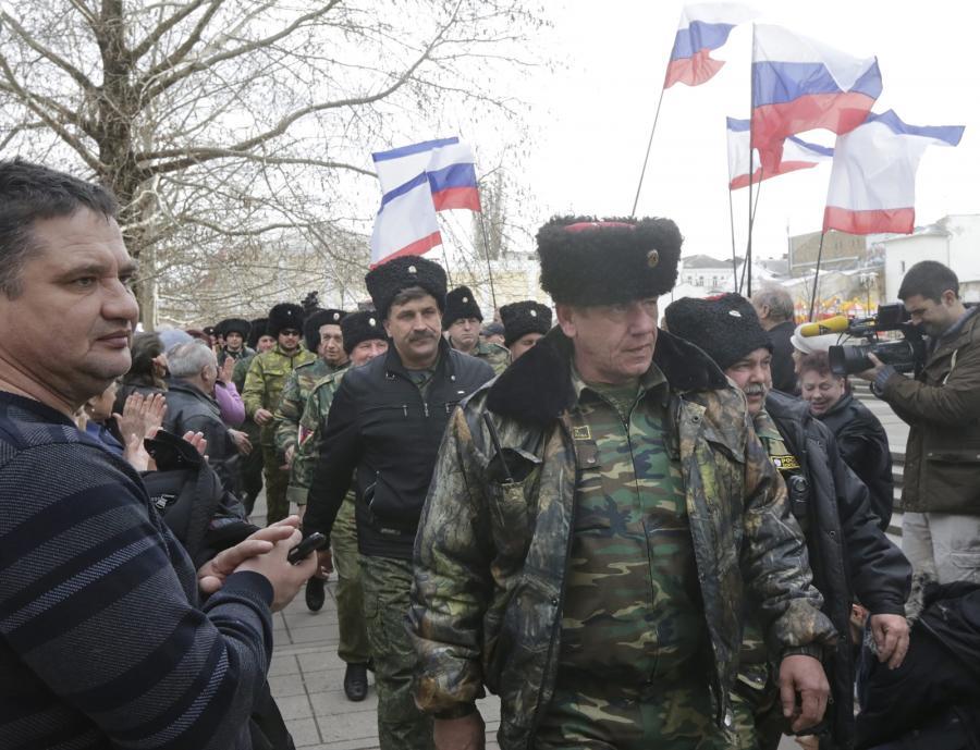 Kozacy na Krymie