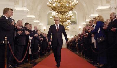 Inauguracja prezydentury Władimira Putina w 2004 roku