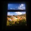 widok z okna Jarosława Kuźniara