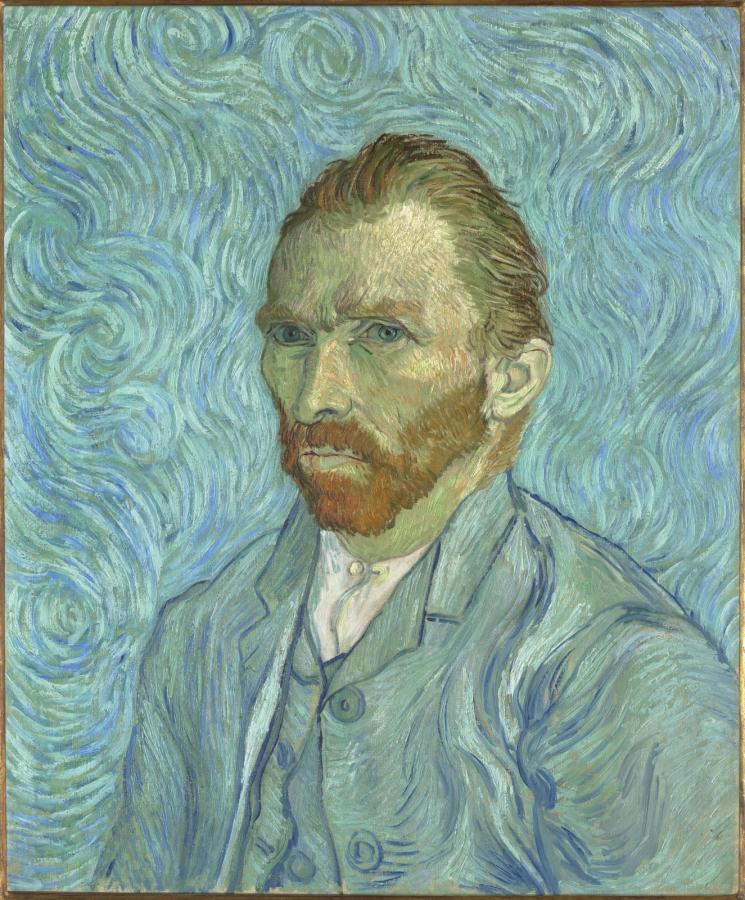 Autoportret (1889)