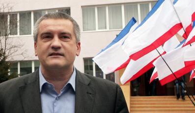 Siergiej Aksjonow, prorosyjski premier Krymu