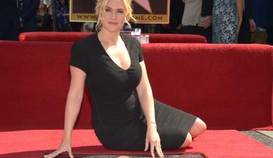 Kate Winslet ma wreszcie swoją gwiazdę na Hollywoodzkiej Alei Sław