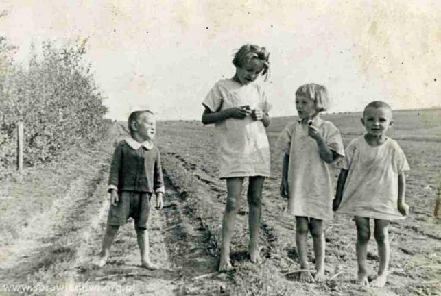 Dzieci Józefa i Wiktorii Ulmów
