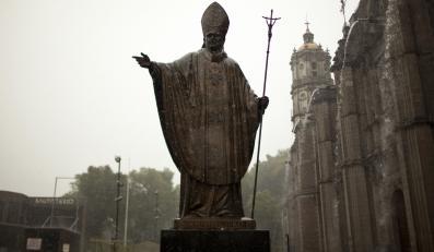 Pomnik Jana Pawła II w Mexico City