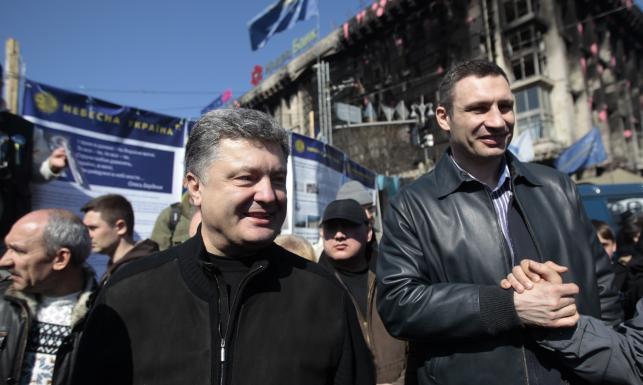Przyszły prezydent Ukrainy? Kim jest \