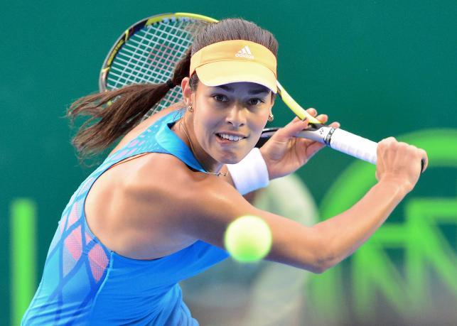 Piękna Ana Ivanovic wygrała turniej WTA w Monterrey