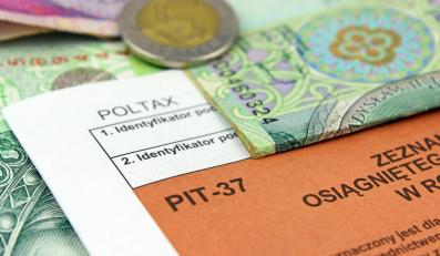 Podatkowe zeznanie roczne PIT
