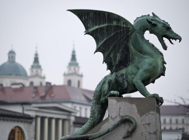 MIEJSCE 5. Ljubljana, Słowenia