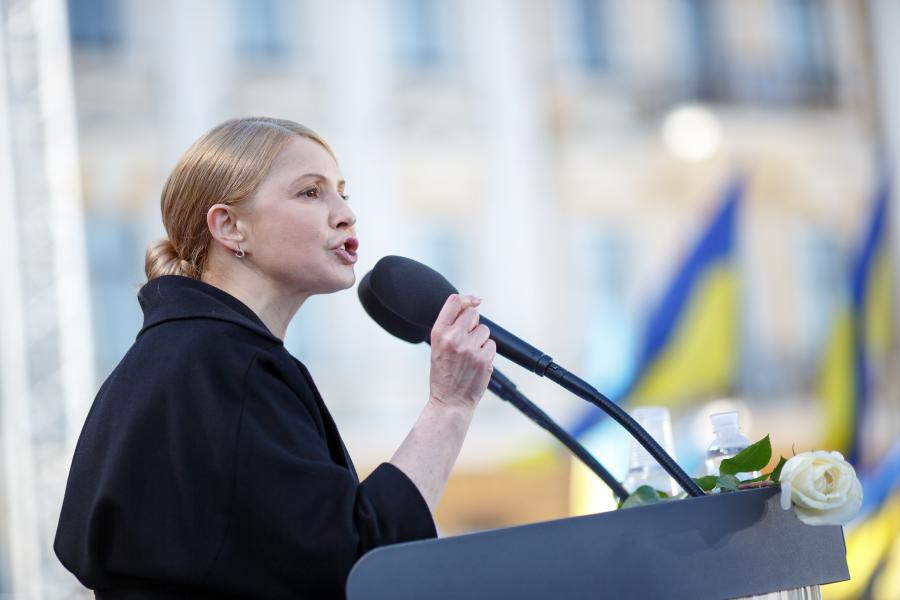 Julia Tymoszenko