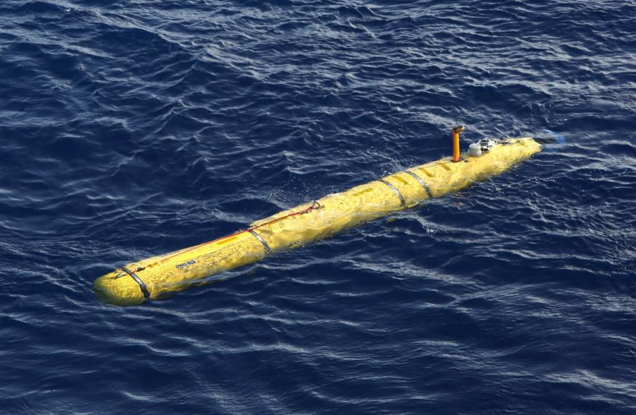 Mini-łódź podwodna Bluefin-21