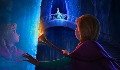 """""""Kraina lodu"""" najbardziej kasową animacją wszech czasów"""