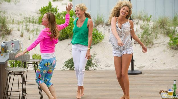 "Cameron Diaz, Leslie Mann i Kate Upton w filmie ""Inna kobieta"""