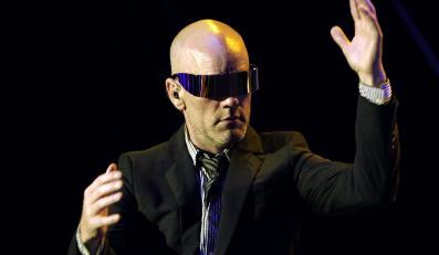 Michael Stipe na Paleo Festival w 2008 roku