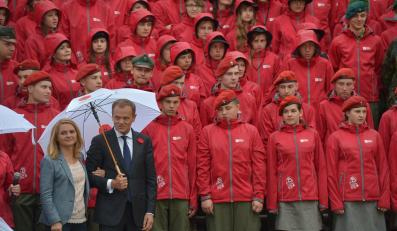 Donald Tusk Monte Cassino