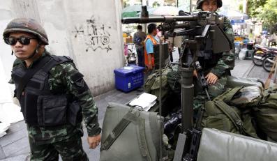 Stan wojenny w Tajlandii