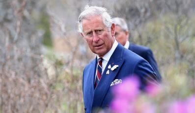 Książę Karol w Kanadzie