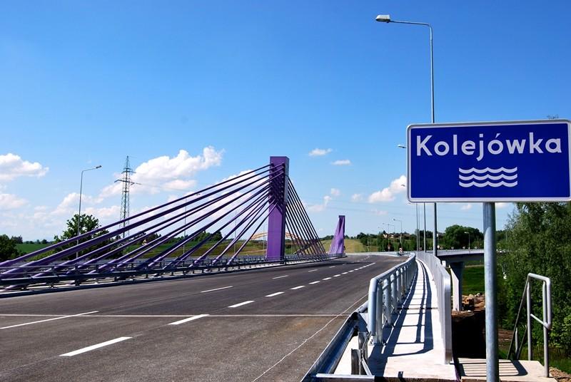 Autostradą A1 można dojechać do Czech