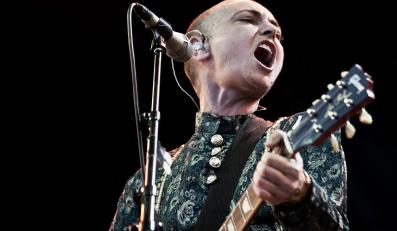 "Sinéad O'Connor zapowiada album ""I'm Not Bossy, I'm the Boss"""