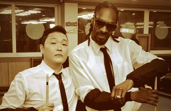 PSY i Snoop Dogg w klipie \