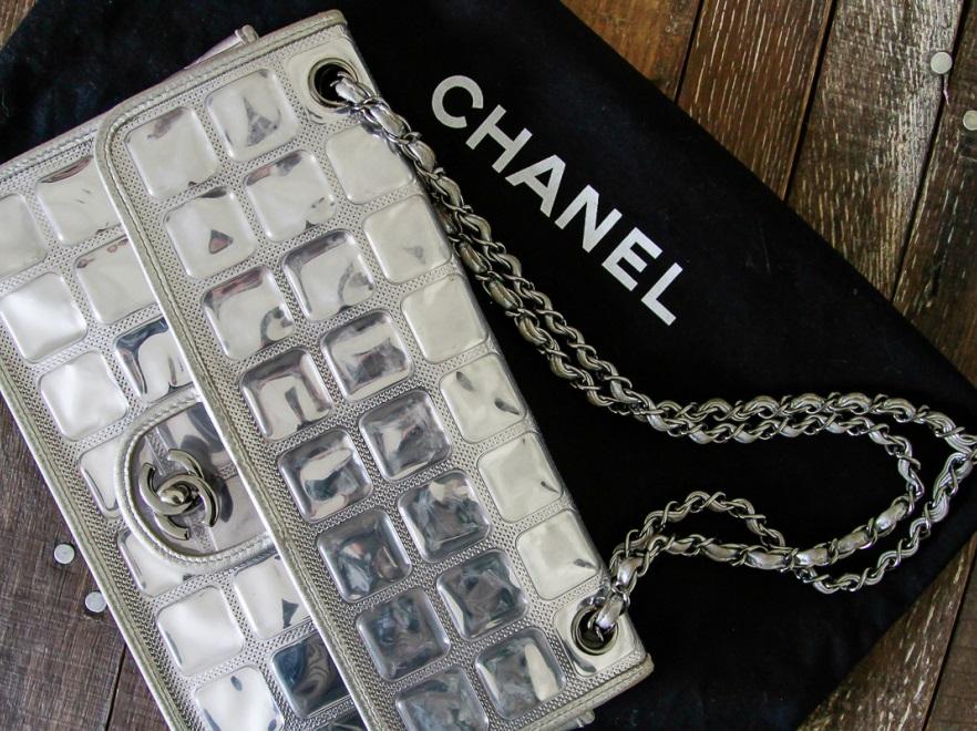 Oryginalna torebka Chanel