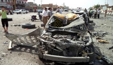 Walki w Iraku