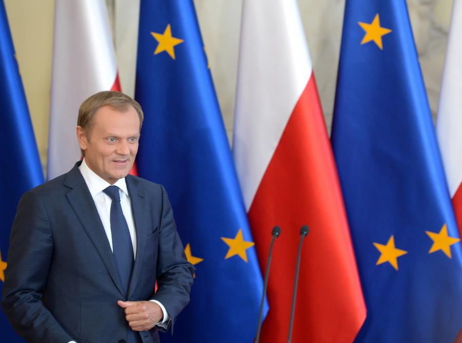 Premier RP Donald Tusk