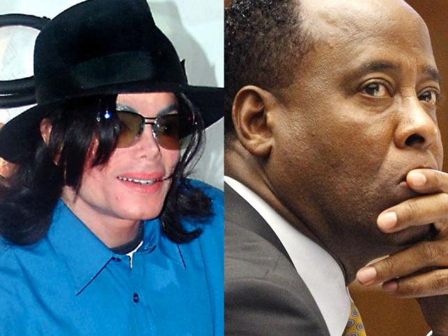 Conrad Murray o sekretach Michaela Jacksona