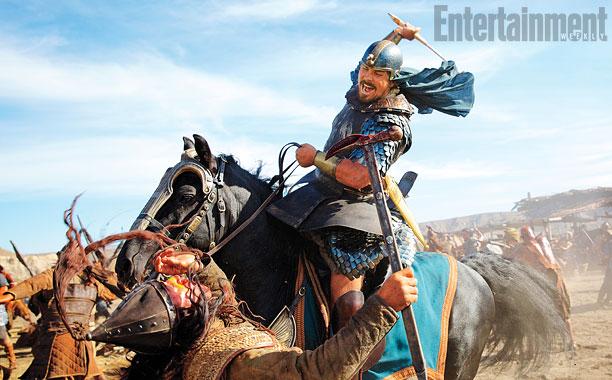 Christian Bale jako Mojżesz u Ridleya Scotta