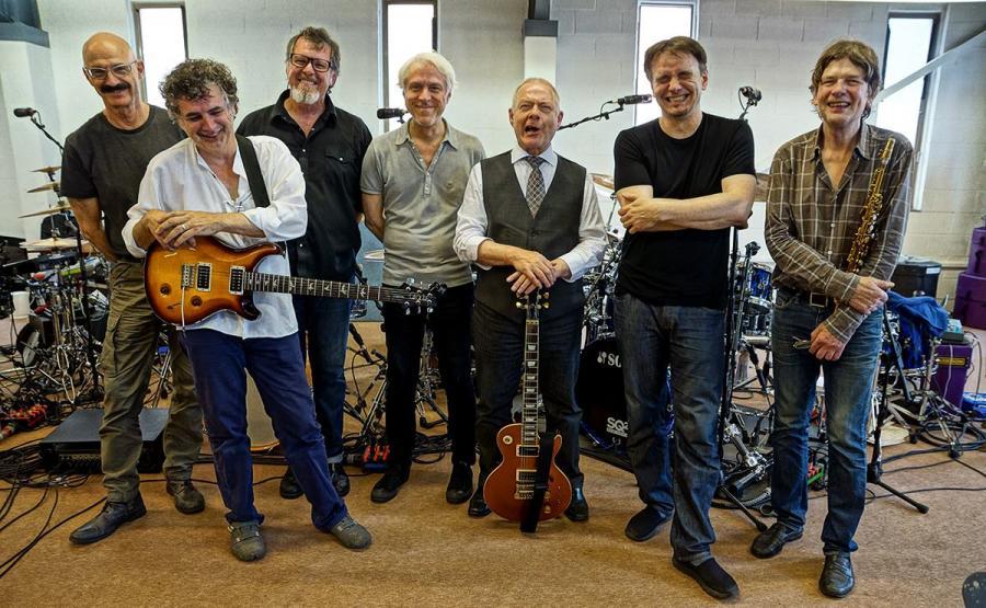 King Crimson –17 i 18 września (Zabrze), 20 i 21 września (Wrocław)